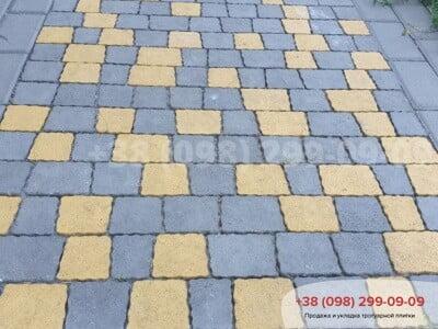 Тротуарная плитка Креатив Сераяфото 12