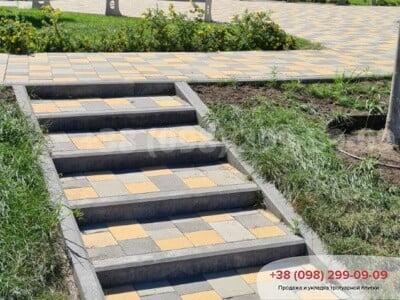 Тротуарная плитка Плац Чернаяфото 9