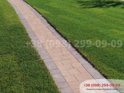 Тротуарная плитка Плац Персиковаяфото 7