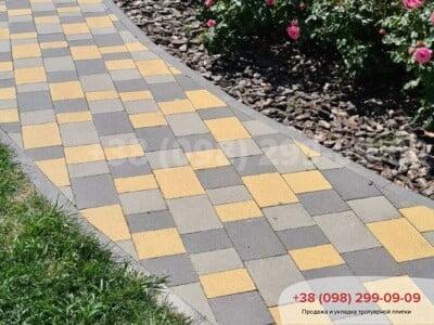 Тротуарная плитка Плац Сераяфото 6