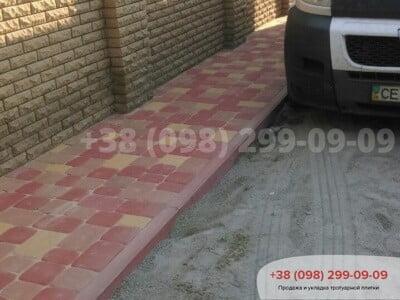 Тротуарная плитка Старая Площадь Краснаяфото 8