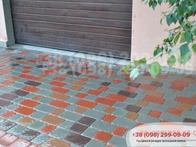Тротуарная плитка Старая Площадь Краснаяфото 2