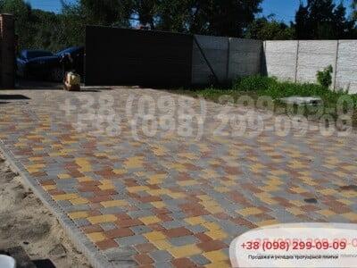 Тротуарная плитка Старая Площадь Персикфото 22