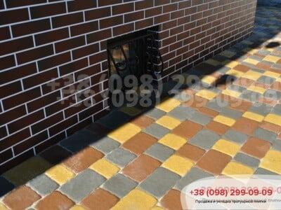 Тротуарная плитка Старая Площадь Персикфото 21