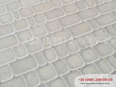 Тротуарная плитка Старый Город Сераяфото 11