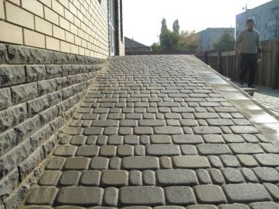 Тротуарная плитка Старый Город Сераяфото 12