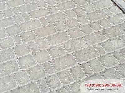 Тротуарная плитка Старый Город Сераяфото 9