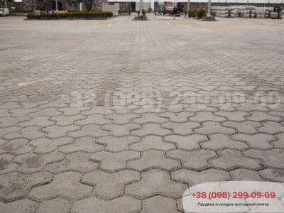 Тротуарная плитка Тригран Сераяфото 2