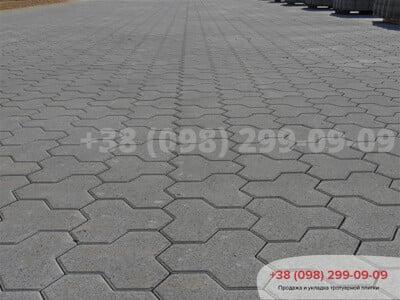 Тротуарная плитка Тригран Сераяфото 1