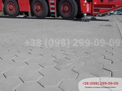 Тротуарная плитка Тригран Сераяфото 4