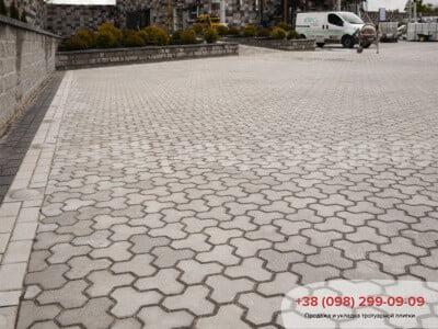 Тротуарная плитка Тригран Сераяфото 6