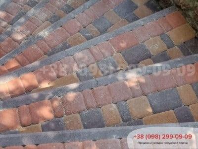 Тротуарная Плитка Старый Городфото 42