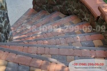 Тротуарная плитка Старый Город. Осокорки.фото 8